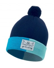 Шапка Buff JR KNITTED HAT KELDA MEDIEVAL BLUE (US:one size)