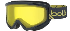 Bolle маска FREEZE SHINY GREY & YELLOW/LEMON р. M