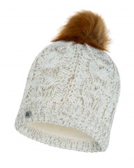 Шапка Buff KNITTED & POLAR HAT DARLA CRU (US:one size)