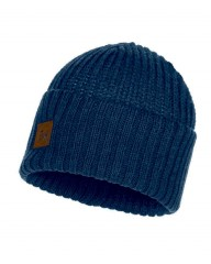 Шапка Buff KNITTED HAT RUTGER MEDIEVAL BLUE (US:one size)